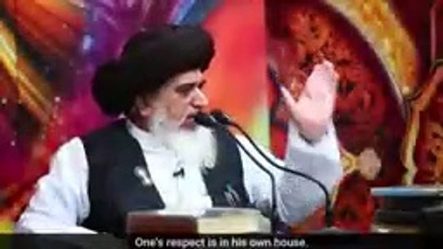 Allama Khadim Hussain Rizvi 2019 | Why Non-Muslims Burn Quran in Norway | With English Subtitles