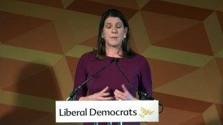 Swinson: We have to find a way out of 'nationalist surge'