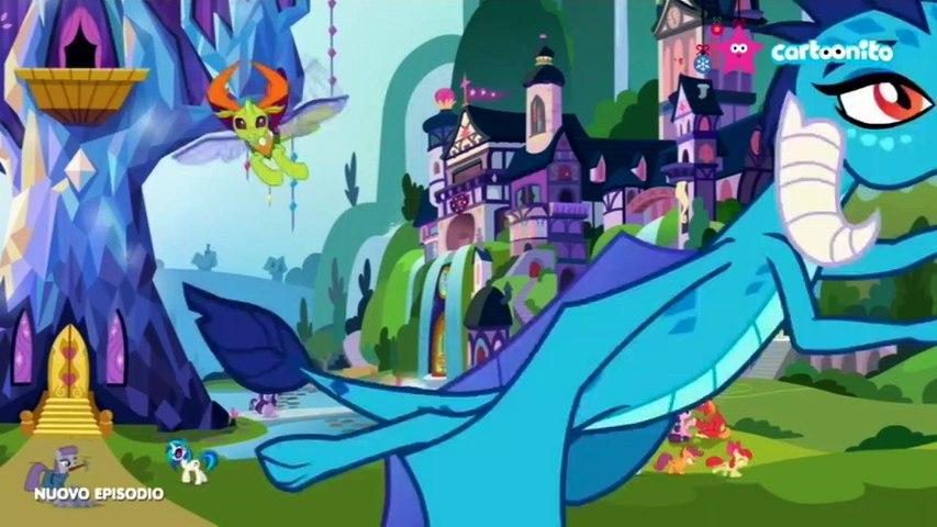 My Little Pony L'amicizia è magica [Stagione 9] [Episodio 18] Nei panni dell'altro  [COMPLETO]