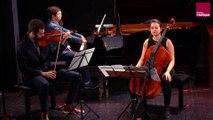 Dimitri Chostakovitch : Trio pour piano et cordes n° 2 en mi mineur op. 67 (Trio Metral)