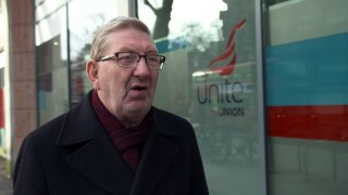 Unite leader Len McCluskey defends Labour's manifesto
