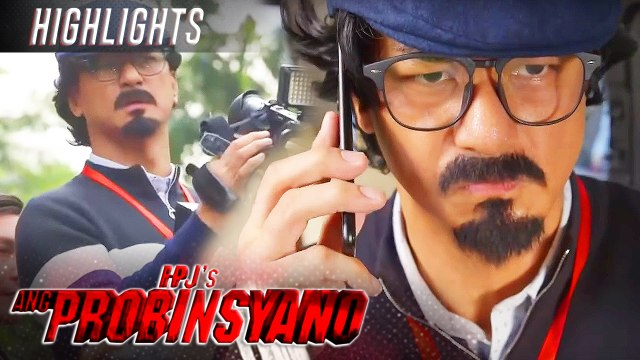 Lazaro is ready to crash Oscar and Lily's wedding | FPJ's Ang Probinsyano