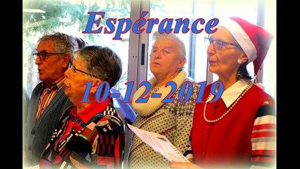 Genas-Noël au Verger - Chorale Esperance