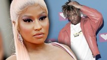 Nicki Minaj Pays Tribute To Juice Wrld In Emotional Speech