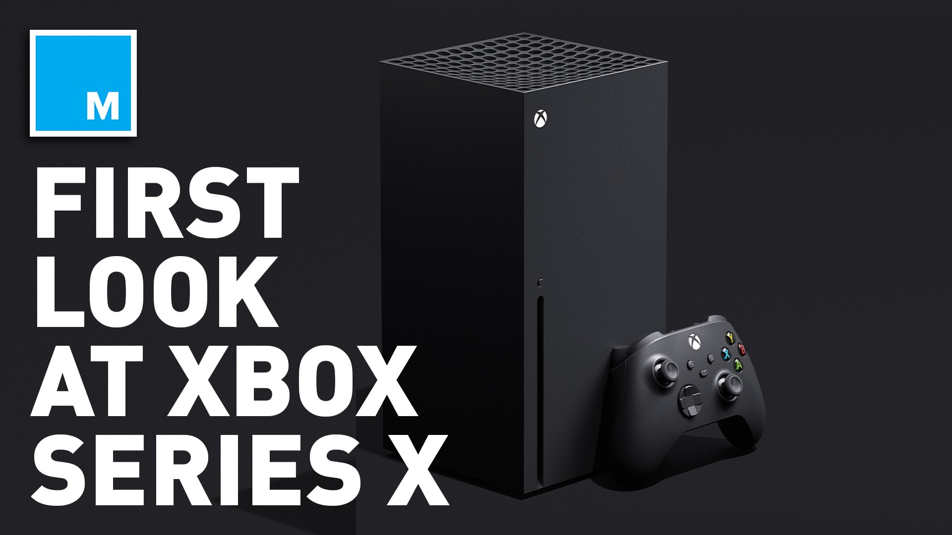 Xbox Series X Microsoft S New Game Console Is Upon Us Video Dailymotion