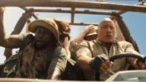 Now Screening: 'Jumanji,' 'Bombshell' & 'Uncut Gems'   THR News