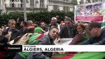 """""""Wahlbetrug"""": neue Demonstrationen in Algerien"""
