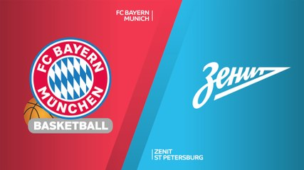 EuroLeague 2019-20 Highlights Regular Season Round 13 video: Bayern 77-69 Zenit