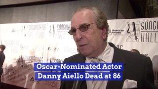 Danny Aiello Has Died