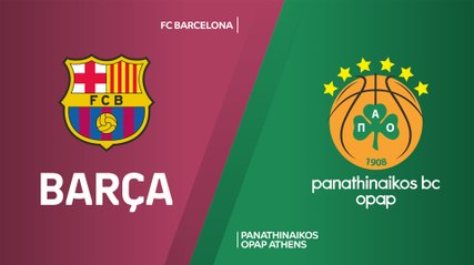EuroLeague 2019-20 Highlights Regular Season Round 13 video: Barcelona 98-86 Panathinaikos