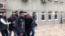 Ankara merkezli oto hırsızlığı operasyonunda 7 gözaltı