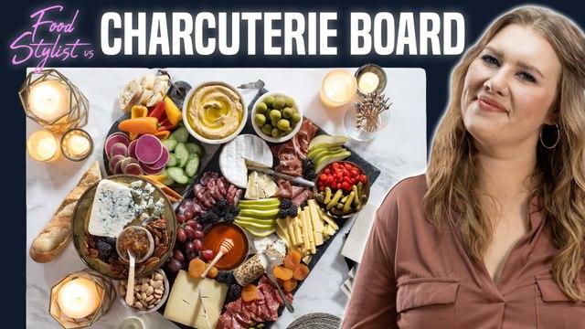 Food Stylist Vs Charcuterie Board