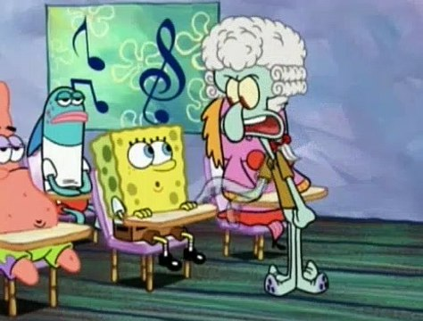 SpongeBob Schwammkopf Staffel 1 Folge 117b Deutsch - Professor Octo