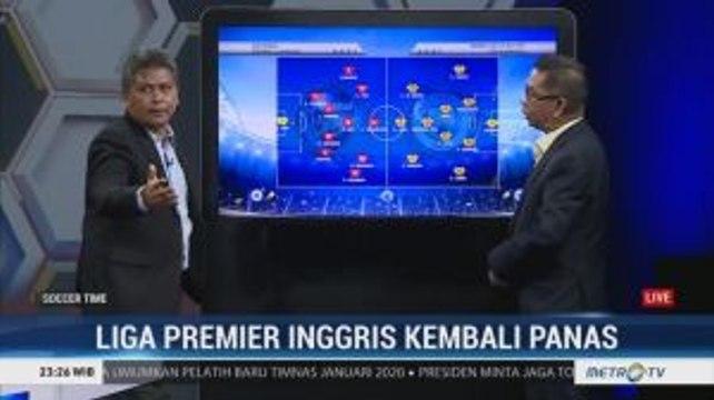 Arsenal vs Man City: Keropos di Belakang