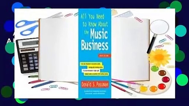 All You Need to Know About the Music Business  For Kindle