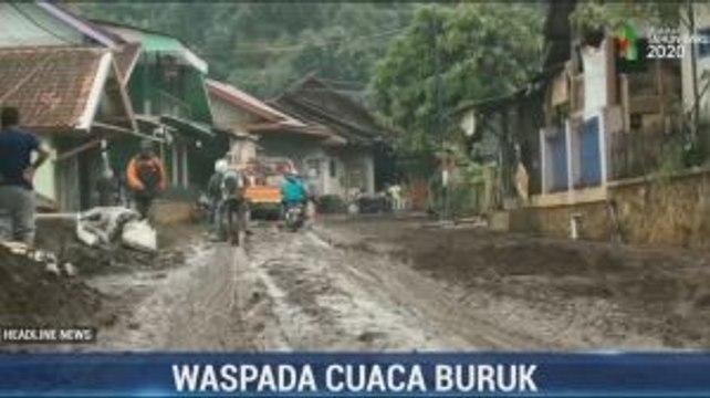Pemkab Bandung Tetapkan Status Siaga Bencana