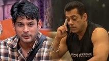 Bigg Boss 13 Weekend Ka Vaar Review: Salman Khan makes phone call for Siddharth Shukla   FilmiBeat