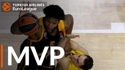 Round 13 MVP: Devin Booker, Khimki Moscow Region