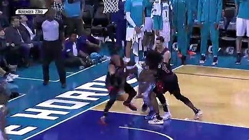 Charlotte Hornets 83 - 73 Chicago Bulls