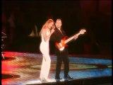 """Céline Dion — """"Treat Her Like A Lady"""" (Live)   Avec la participation de Diana King   (D. King, A. Marvel, B. Mann, C. Dion)   (From """"Céline Dion : au Cœur du Stade"""")"""