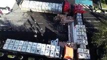 Yılbaşı öncesi dev operasyon: 250 ton sahte içki ele geçirildi