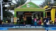 Festival Gerakan Warung Nasional Bangun UMKM Indonesia