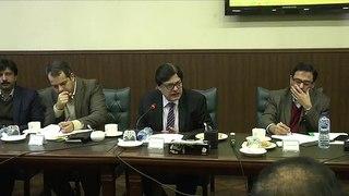 meeting under chief secretary punjab