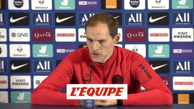 Tuchel «Il n'y a pas de problème» avec Mbappé - Foot - L1 - PSG