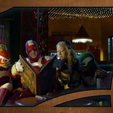 Julkalender Superhjältejul Avsnitt 11 BY AndreasH900