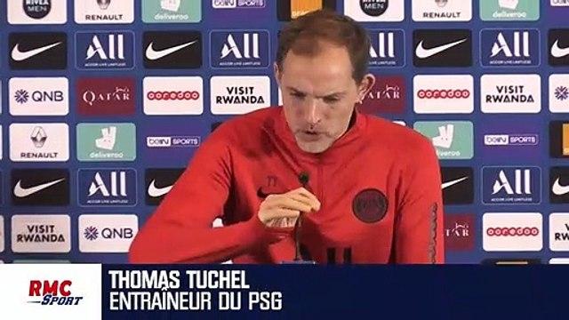 ASSE - PSG : Tuchel annonce le forfait de Cavani
