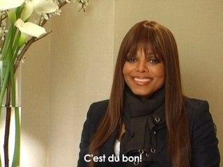 Janet Jackson en mode TCK