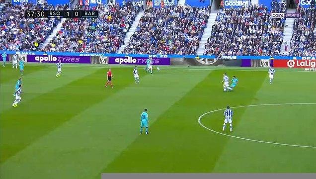 FC Barcelone : Griezmann égalise d'un subtile piqué !