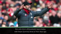 Klopp hits out at Club World Cup scheduling