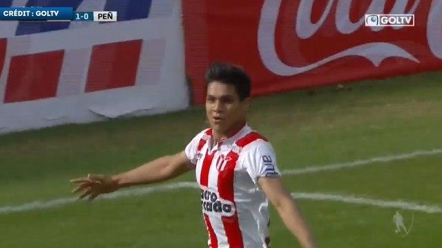 Les superbes réalisations de Matias Arezo avec l'Atletico River Plate Montevideo