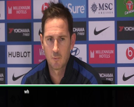 Chelsea must deal with 'nerves' - Lampard