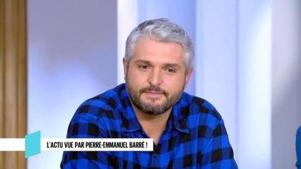 L'actu vue par Pierre-Emmanuel Barré - C l'hebdo - 14/12/2019