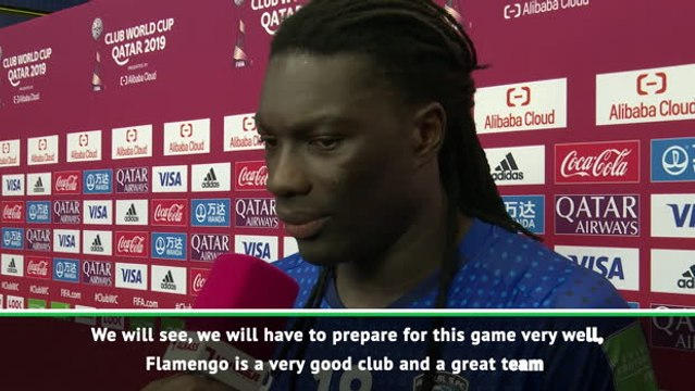 Gomis proud to score for Asia's 'biggest' club
