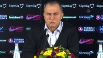 Galatasaray - MKE Ankaragücü maçının ardından - Fatih Terim (2) - İSTANBUL