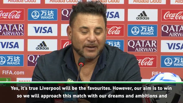 We must do more than defend against Liverpool - Monterrey coach