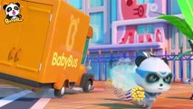 El Equipo de Rescate de Trenes | Canciones Infantiles | BabyBus Español