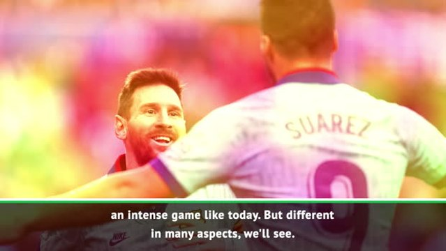 We produced a bit of everything in our last game before the Clasico - Valverde