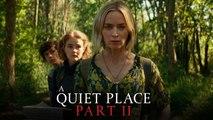 A Quiet Place: Part II Teaser Trailer #1 (2020) Emily Blunt, Noah Jupe Horror Movie HD