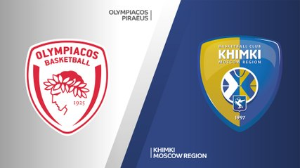 EuroLeague 2019-20 Highlights Regular Season Round 14 video: Olympiacos 109-98 Khimki