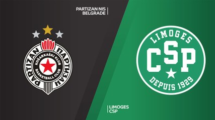 7Days EuroCup Highlights Regular Season, Round 10: Partizan 77-58 Limoges