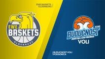 EWE Baskets Oldenburg - Buducnost VOLI Podgorica Highlights | 7DAYS EuroCup, RS Round 10