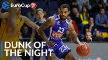 7DAYS EuroCup Dunk of the Night: Sean Kilpatrick, Buducnost VOLI Podgorica