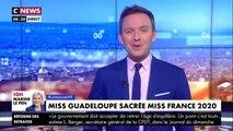 Miss France 2020 : la sacre de Clémence Botino, Miss Guadeloupe (vidéo)