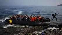 بعد هروبهم من براميل أسد ... اللاجئوون السوريون ضحية الاعتداءات العنصرية في اليونان