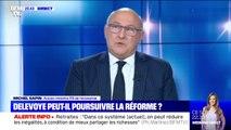 """Sapin au sujet des révélations sur Delevoye: """"C'est un affaiblissement pour le gouvernement"""""""