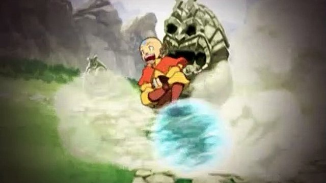 Avatar The Last Airbender S02E18 The Earth King